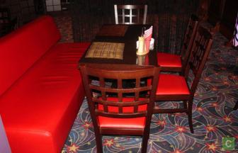 Мягкая мебель для клуба-ресторана